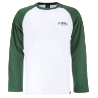Dickies Baseball longsleeve bottlegreen