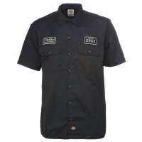 North Irwin slim fit kortærmet skjorte med patches fra Dickies