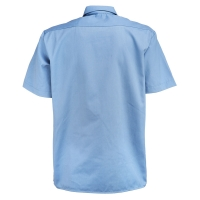 Dickies kortærmet Relaxed Fit Workshirt i Gulf blue