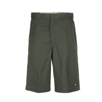 Dickies 42-283 Multi-pocket Shorts Olive Green