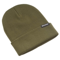 Dickies beanie i Olive Green med Dickies logopatch