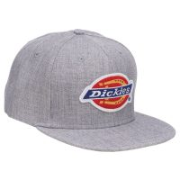 Enkel og stilren Dickies Muldoon 5-panel Cap med snapback og Dickies logo patch